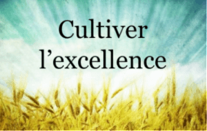 Cultiver l'excellence